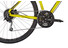 Cube Curve Pro Rower crossowy  Trapez żółty